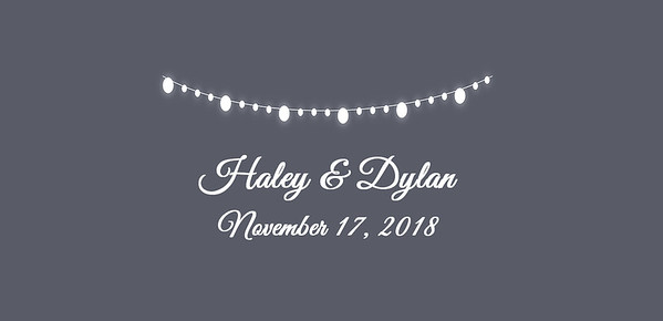 Haley & Dylan 11.17.18