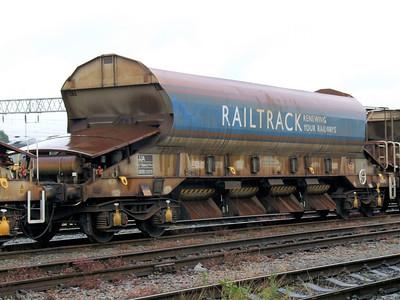 JJA (GERS) - Network Rail Autoballaster Wagon