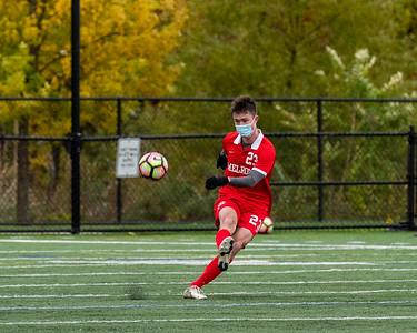 MHS Boys Soccer vs Watertown 17OCT20