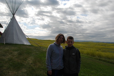 Little Bighorn Battlefield National Monument.