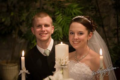 Kellie & Ryan's Wedding - Indianapolis, IN - 01Mar08