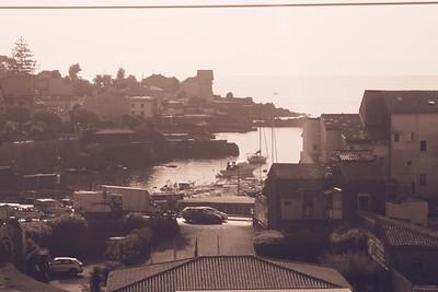 Catania's Ancient Harbor