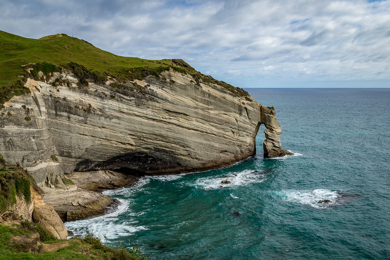 «The Arch» am «Cape Farewell»