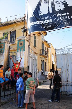 LES ABBATOIRS : Cultural Factory