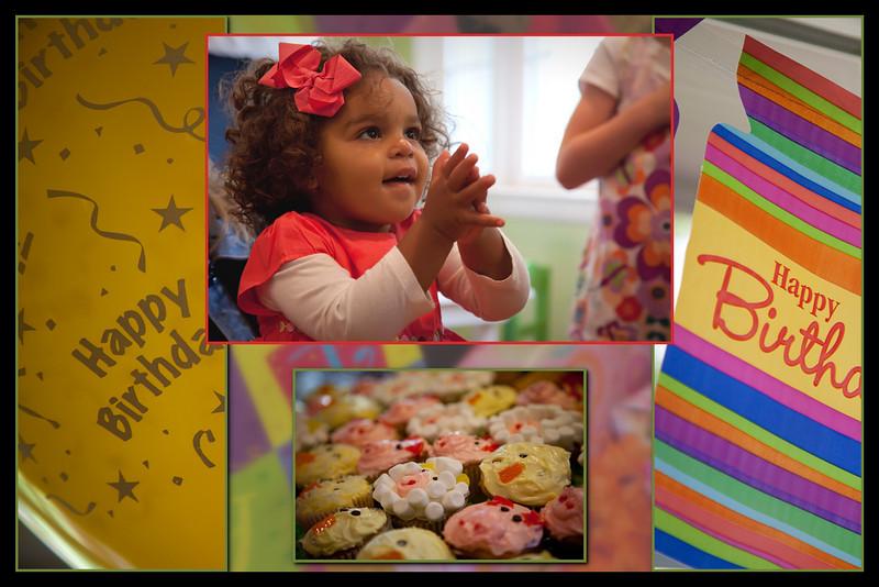 Keara 2nd Birthday