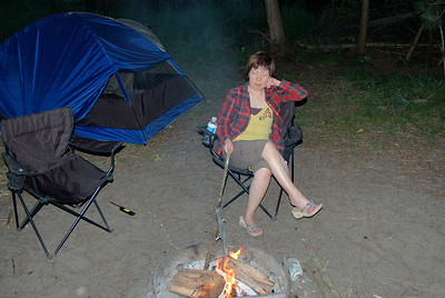 Camping at the Pinery 2006
