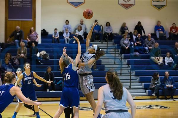 Women's Basketball vs. Fredonia