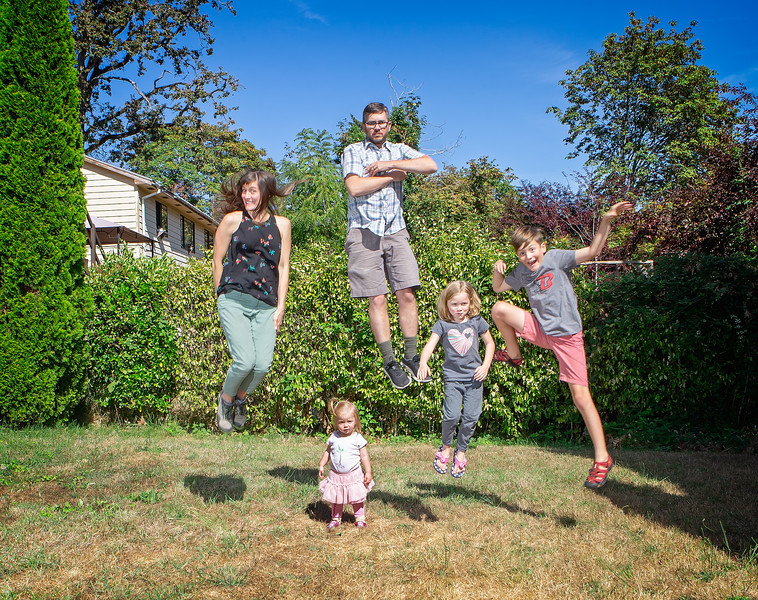 2018 - Beck Family Pics - Sept