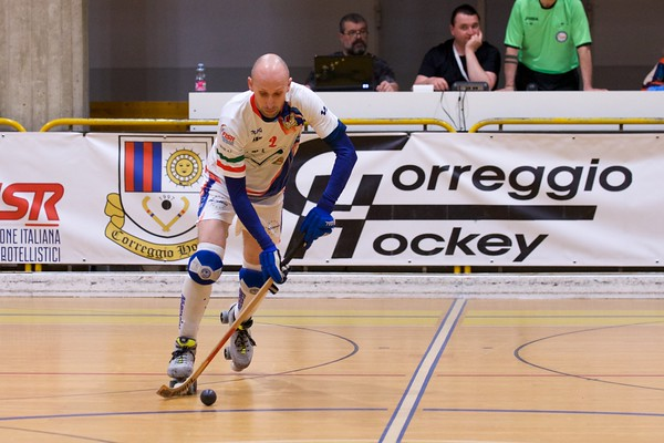 A2: Correggio Hockey vs Hockey Forte