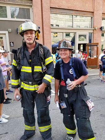 2018 Tunnel to Towers 5K Run & Walk Asheville