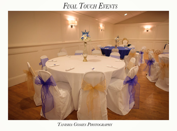 Final Touch Events