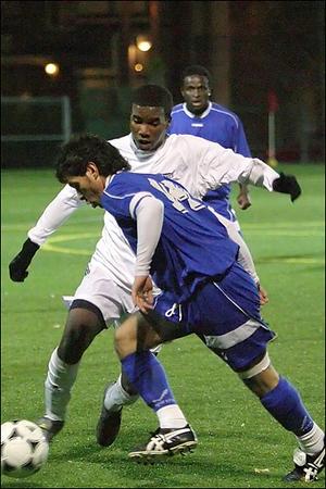 2005-06 Men's Soccer