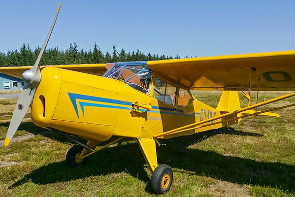 OY-DGY - Auster J-1 Autocrat