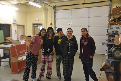 2018 Red Ribbon Pajama Day