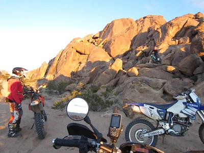Johnson Valley Ride 2012