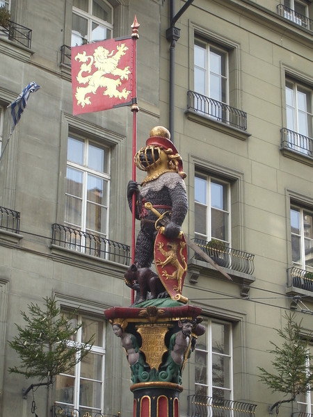 The symbbol of Bern