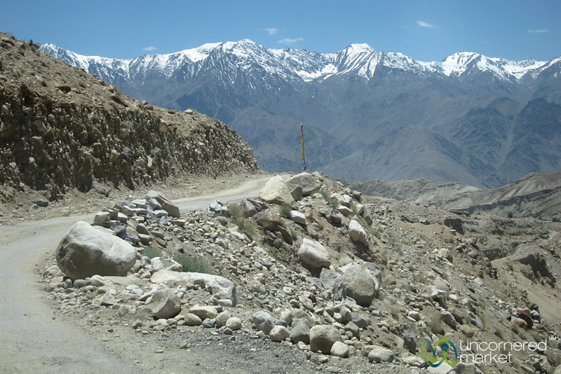 Ladakh Mountain Roads - India