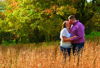 Cassandra & Levi Engaged