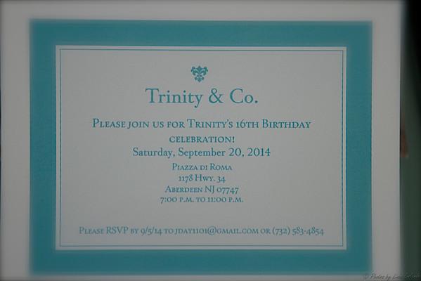 Trinity Sweet 16