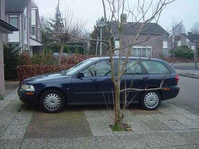 My borrowed Volvo