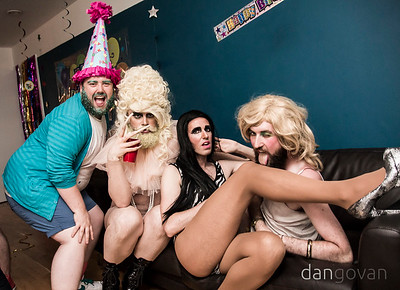 9/8/14: Wigparty