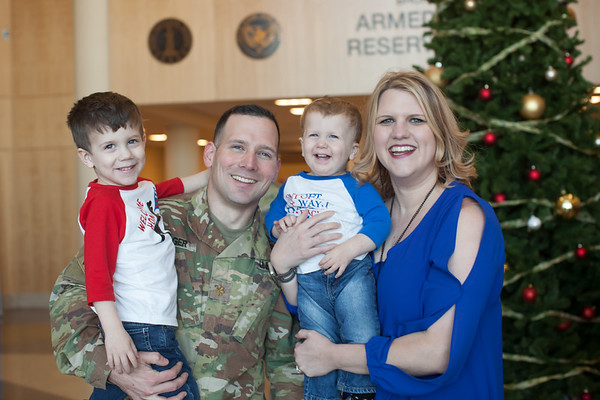 Duggar Army Homecoming