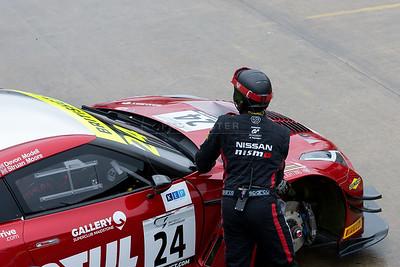 2018 British GT championship - Rockingham