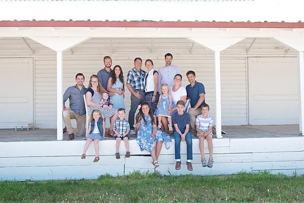 Vance Family Summer 2018