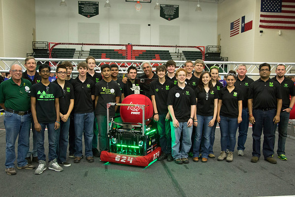 Texas Robotics Invitational 6-21-14