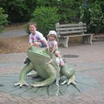 Cole's PreSchool Fieldtrip to Ft Wayne Zoo