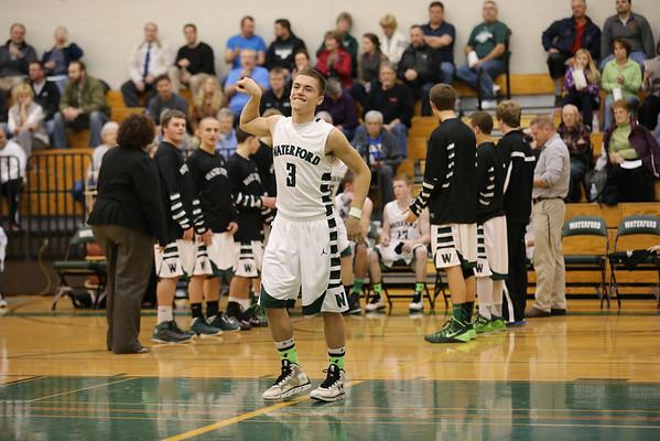 2013-14  Waterford High School Boys Basketball