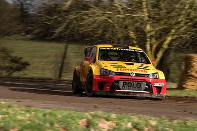 Race Retro 2017 - Rally Stage