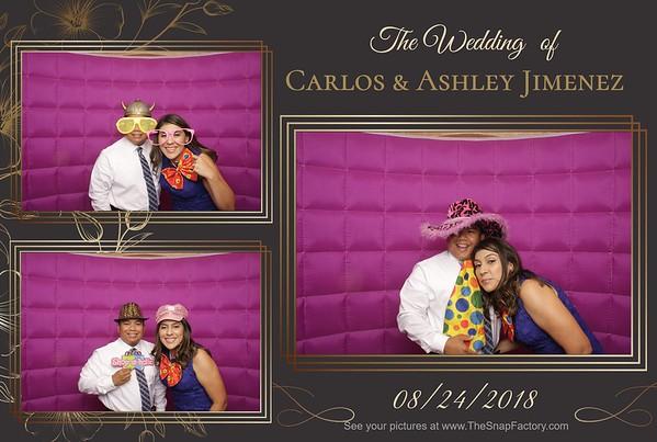 Jimenez Wedding Cards