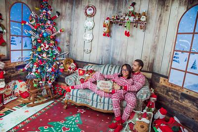 15. Sussy y familia Navidad 2019