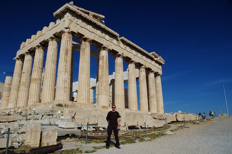 Parthenon at Acropolis