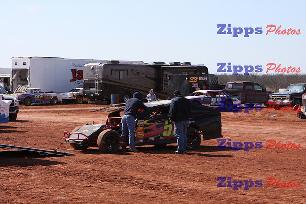 Ice Breaker Pits and Hot Laps 2-21-2010