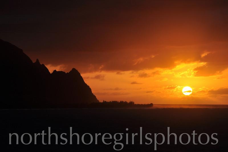 Sunset Bali Hai Kauai