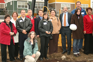 2008 Greenbridge Construction Kickoff