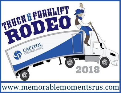 Capitol Truck & Forklift Rodeo