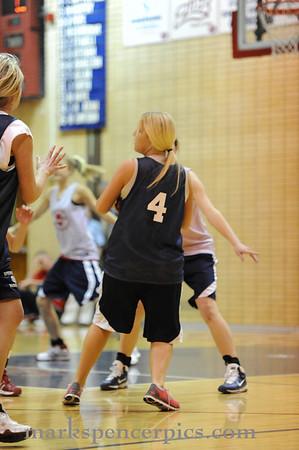 Basketball SVG vs Alumni 2-1-2011