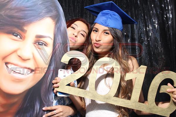 Danielle's Grad Party