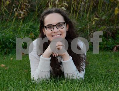 Claudia Senior Pictures....