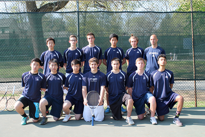 Boys JV Tennis
