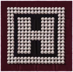 Balles De Golf II - 70 cm - Burgundy Black - NWOCT - 1602121634