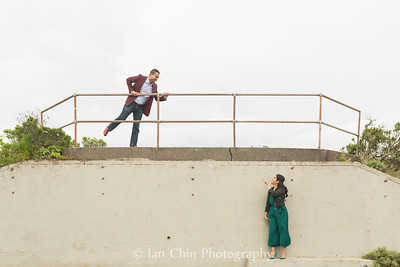 Nashley and Tricia Engagement Shoot 5.5.19