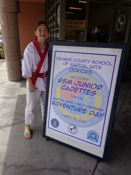 Girl Scouts Self Defense Workshops
