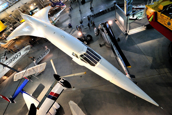 The National Air and Space Museum's Stephen F. Udvar-Hazy Center