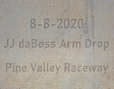 8-8-2020 Pine Valley Raceway 'jjs Arm Drop'