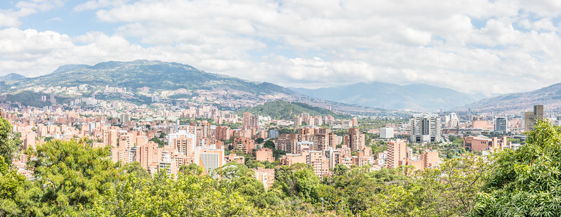 Cerro Nutibara & Pueblito Paisa