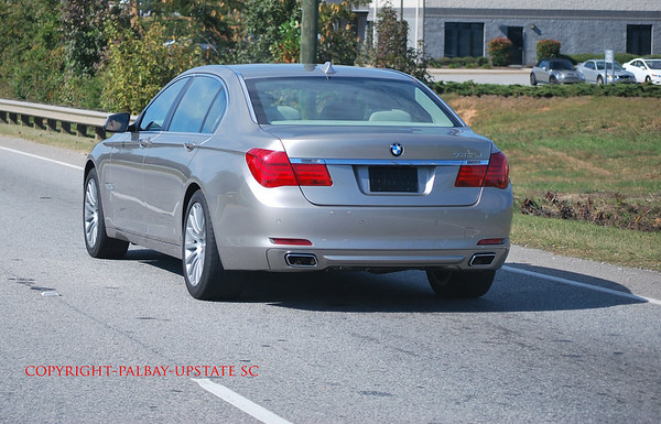 New BMW 7 Series-BMW Performance Center